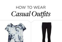 Casual clothes