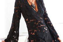 Fashion - Black / by Joyce Blackford