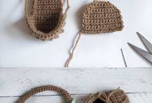 Crochet Baby Things