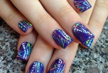 Nail art! / by Cathy Mullet