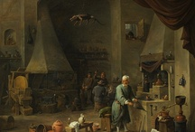 Historic Alchemical Paintings