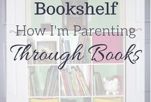 Build An Intentional Bookshelf / Posts from the best bookish bloggers around - tips for reading with your kids, book reviews and everything in between.