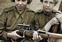 WW2 Woman