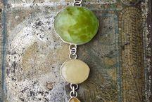 Necklaces by Leilani Jensen