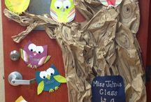 Decoracion clase ** Classroom decoration