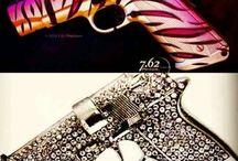 Chicks with guns / by Amanda