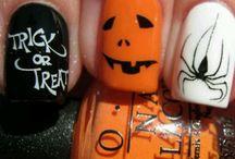 Halloween Nails / Halloween Manicures