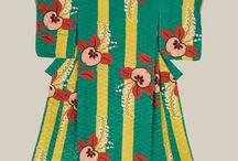 Kimono-Geschichte / Kimono-History