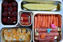 Snacks & lunchboxes for my baby boy / by Queca Salazar de García