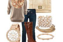 My closet, my style.  / by Emily Graham