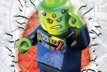 Lego Batman 3 / Lego Batman 3 Figuren