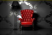 A CHAIR AFFAIR / by Cindy Arellano