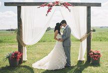 Wedding walls