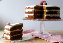Let Them Eat Cake / It's all about cakes!  And cupcakes, cheesecakes, coffee cakes, bundt cakes...