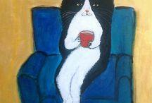cats / by Ivana Escalona