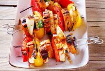 Rezepte bbq vegetarisch