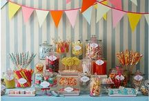 Candy/Dessert Party Ideas
