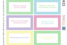 Lunch box notes / by Rachel Woods