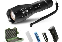 Top 10 Best LED Flashlights in 2017 Reviews