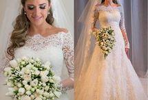 vestido d noiva