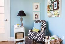 Nursery ideas / by Casee Turner