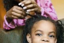 Kids Hair / by Kim Marshall