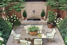 Outdoor spaces / by Tammy Lane