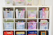 Play Room + Toys