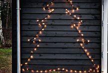 Christmas • Outside