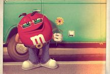 All things M&M's