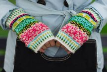 Mitts and Mittens / Warm up your hands in cashmere mittens!
