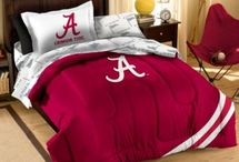 Crimson Tide (wo) Man Caves and Rooms / Crimson Tide Man Caves and Rooms Pictures, Ideas, and Products / Merchandise