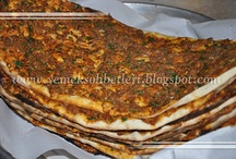 LAHMACUN     +    PİDE