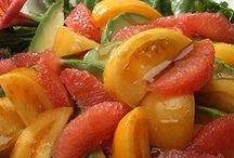 Food & Drink - salads / by Anahit Karakhanyan