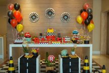 Lightning McQueen Cars Party Ideas