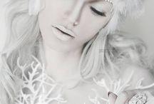 Makeup art and fantasy