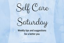 Self Care Saturday / Self Care Saturday posts from How To Make A Life