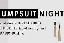 Evening Jumpsuits / www.shoptiques.com/look-books/evening-jumpsuits