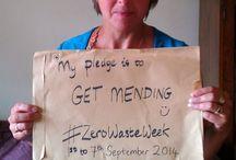 Zero Waste Week Selfies! / Zero heroes share their pledges for #ZeroWasteWeek