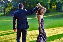 Luisella&Andrea / Matrimonio con cerimonia in Villa