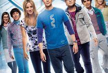 The Big Bang Theory- Agymenők