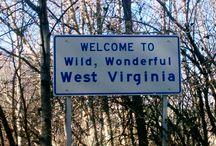WEST VIRGINIA ,MY HOME / by Jerri Davis