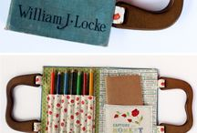 Artsy Crafty Goodies / by Dana Acken