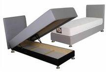 Bed linen storage box