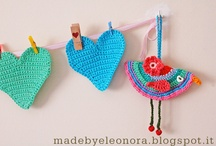 ★Crochet :: / Lots of pretty things I'd like to make... / by Jo Rees