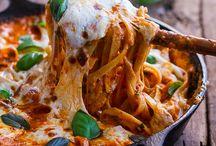 One- pot pasta / One- pot pasta