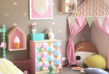 Bedroom Interiors for Girls