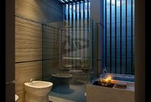 Bathroom Decorating Ideas and Designs / Bathroom Decorating Ideas and Designs