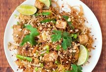 pad thai princess / thai food