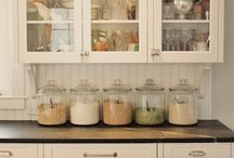 Kitchen Ideas! / Farmhouse style, traditional style